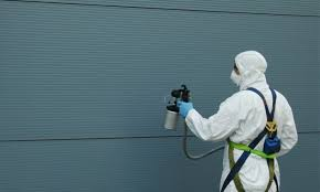 On Site Spray Painting Windermere
