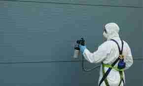 On Site Spraying Cumbria